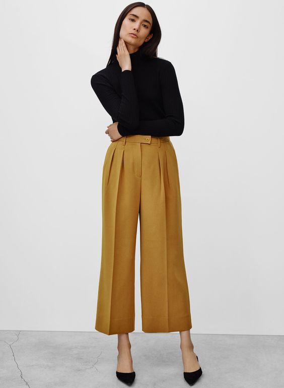 Kuloty czyli spodnie nie muszą być obcisłe