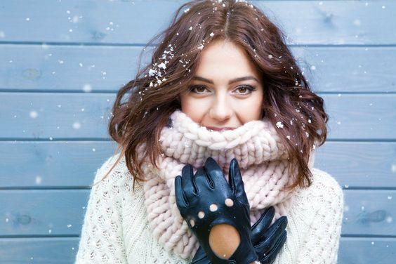 Jak pielęgnować skórę zimową porą?