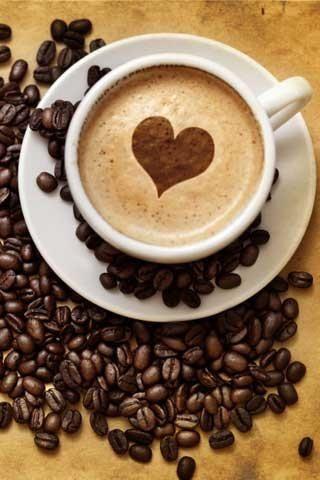 Nie tylko o poranku…czyli wpis o kawie