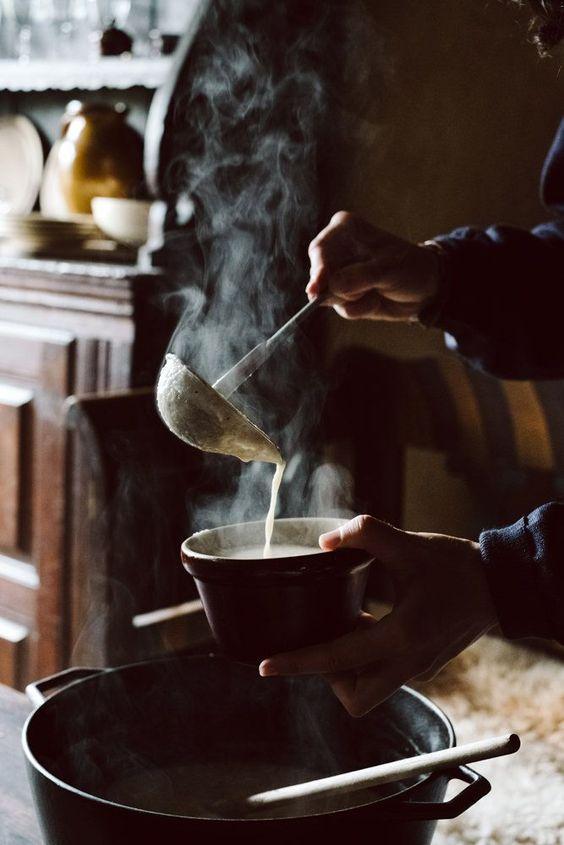 Gdy na zewnątrz plucha – rozgrzeje cię zupa – cz. I