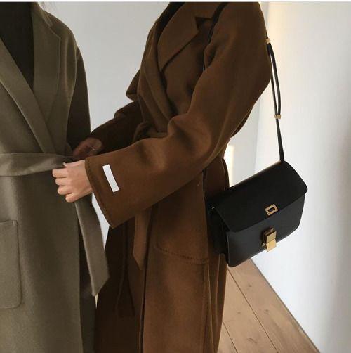 Płaszcz – jak dobrać fason do figury