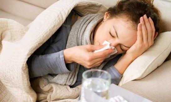 Jak przeżyć przeziębienie?
