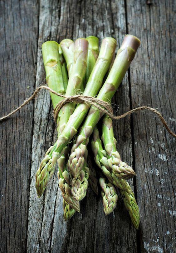 Sezon na szparagi – część II