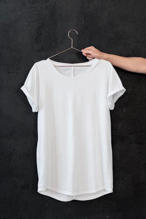 T-shirt – koszulka, która weszła na salony