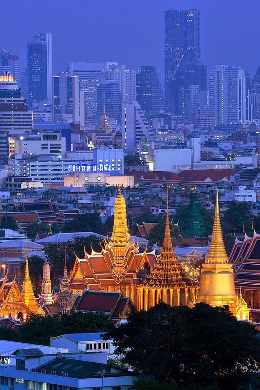 Bangkok – najgorętsze miasto świata