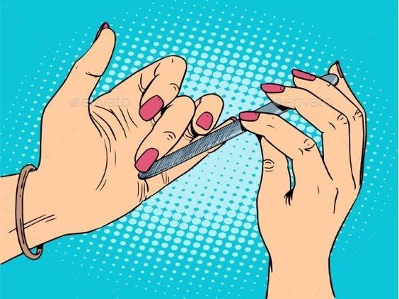 Manicure hybrydowy dla początkujących – część 2