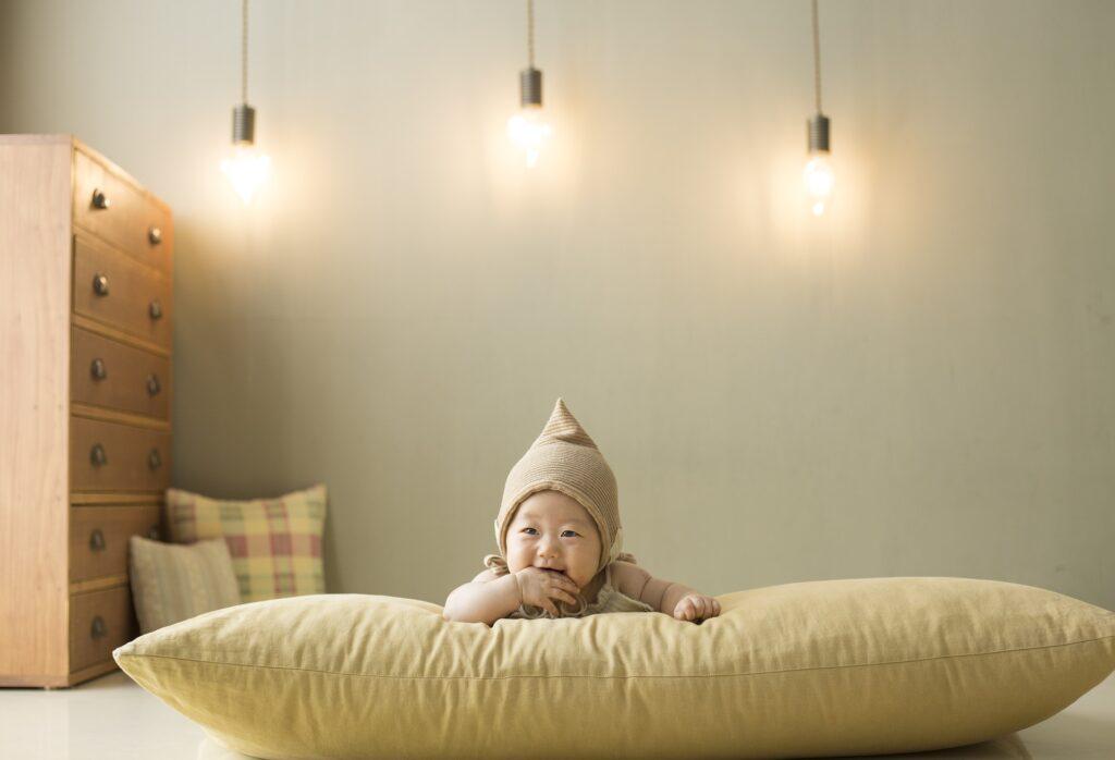 Poduszka ergonomiczna dla dziecka – dlaczego warto?